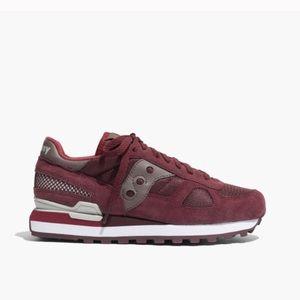 Madewell x Saucony Shadow Sneaker